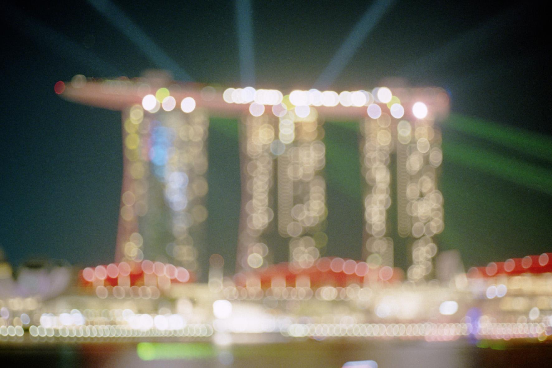 Singapore. Light Pollution. Carlos Alba